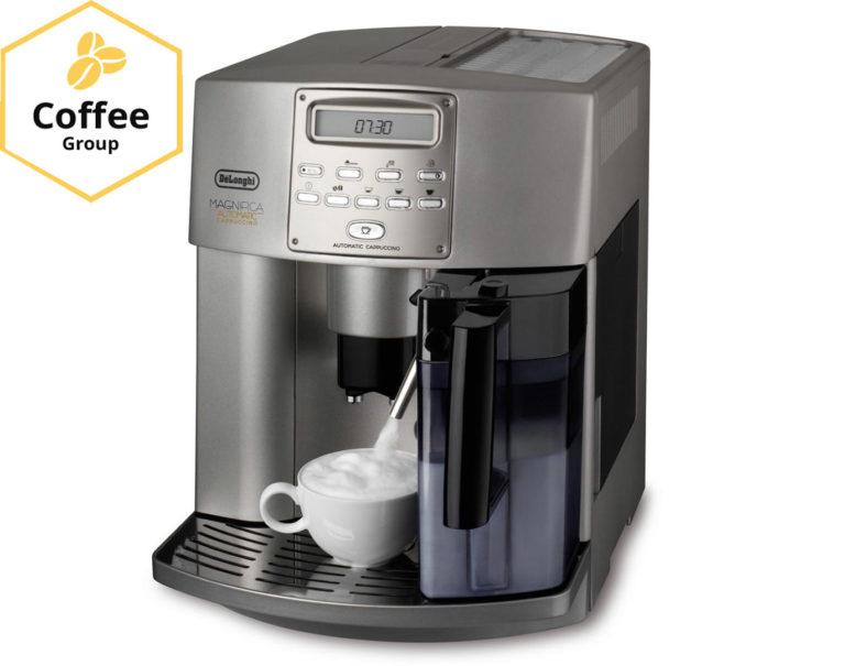 Delonghi Magnifica Cappuccino ESAM 3500 Coffee Group Lviv