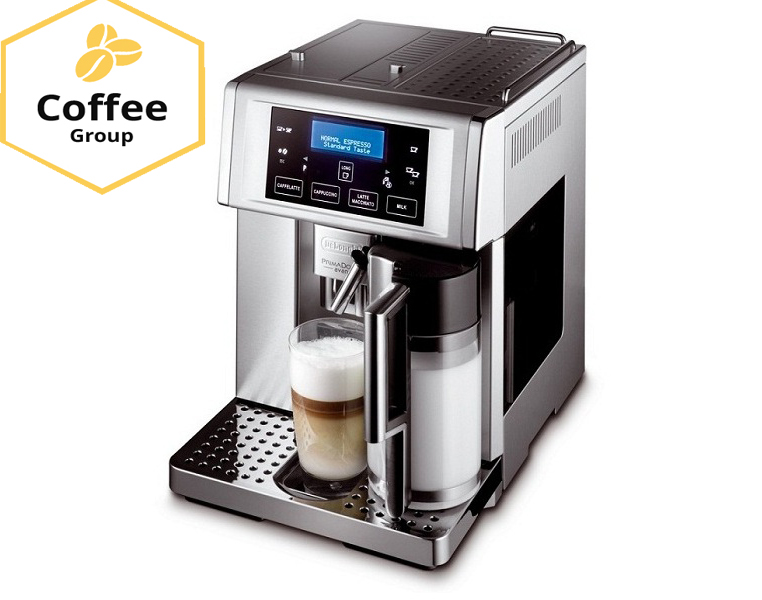 DeLonghi Primadonna Avant ESAM 6700 Coffee Group Lviv