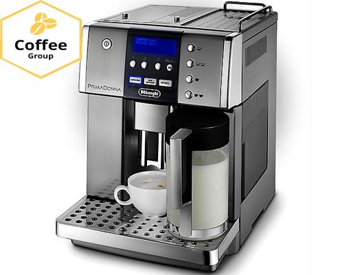 DeLonghi Primadonna ESAM 6600 Coffee Group lviv