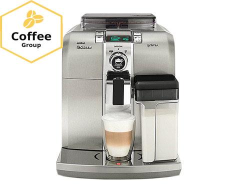 Кавомашина Saeco Syntia Cappuccino Coffee Group Lviv