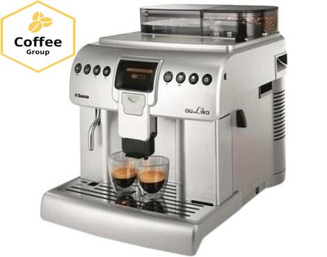 Кавовий апарат Aulika Focus Saeco Coffee Group Lviv