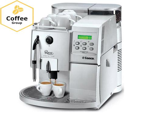 Кавовий апарат Saeco Royal Digital Plus Coffee Group Lviv