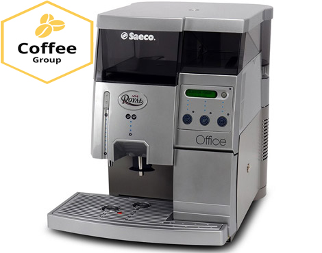 Кавоварка Saeco Royal Office Coffee Group Lviv
