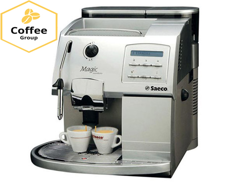 Кавоварка Saeco Magic Comfort Plus Coffee Group Lviv