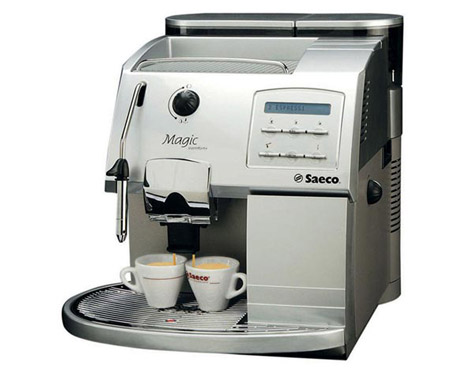 Безкоштовна оренда кавоварки Saeco Magic Comfort Plus Coffee Group Lviv