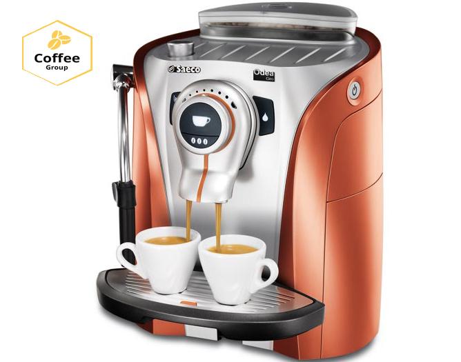Кофемашина Saeco Odea Giro Coffee Group lviv