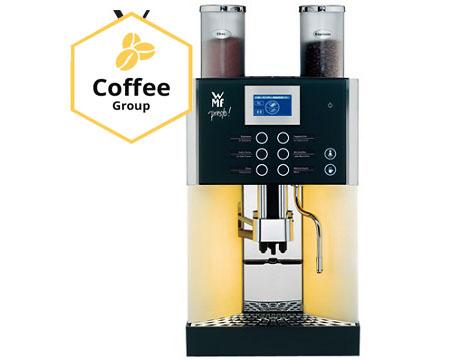 WMF Presto два бункера Coffee Group Lviv