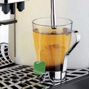 Видача гарячої води WMF Presto выдача горячей воды