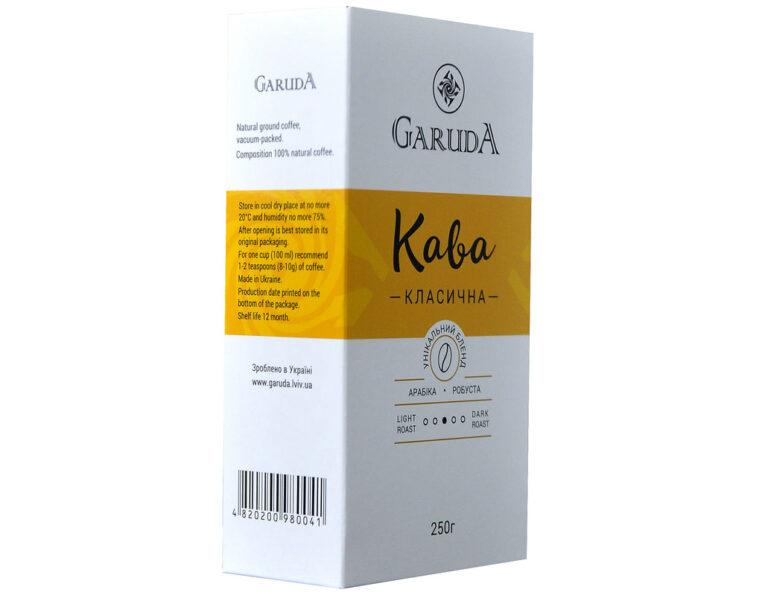 класична Garuda